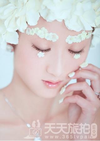 早春拍摄婚纱照要点  让你的婚纱照带着春天味道