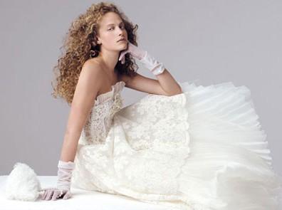 近视新娘拍摄完美婚纱照技巧