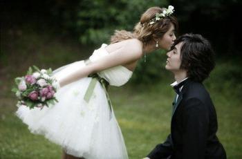 超唯美意境婚纱图片我的精彩因为有你存在【1】
