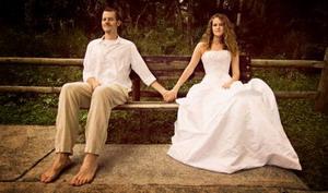 另类婚纱照欣赏有创意才有激情【2】
