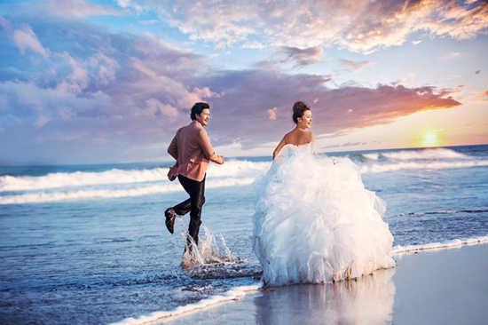 拍户外婚纱照技巧大全 拍户外婚纱照有什么技巧