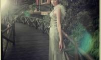 时尚经典婚纱照图片欣赏