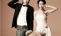 韩国搞怪主题婚纱照 不一样的缤纷记忆