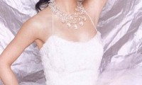 唯美华丽的明星婚纱照片欣赏