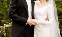 《暮光之城》婚纱照图片欣赏