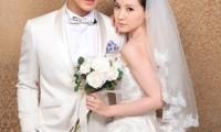《阳光天使》吴尊和刘梓妍甜蜜婚纱照