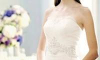 2017年个性婚纱照造型 美丽新娘