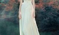 最神秘的唯美新娘照   童话般的森女系列