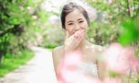 最美新娘 几大缺陷身材婚纱选购方法