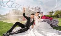 拍婚纱照怎么笑好看 打造漂亮的婚纱照