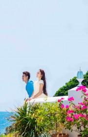 希腊爱琴海_三亚婚纱摄影|三亚婚纱照|三亚湾作品欣赏