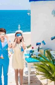 希腊爱琴海II_三亚婚纱摄影|三亚婚纱照|地中海作品欣赏