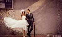 结婚照尺寸是多少  婚纱照相片尺寸
