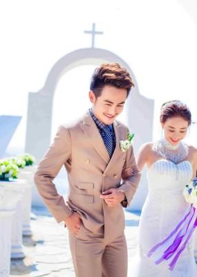 主题:婚礼现场  罗马柱