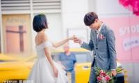 婚纱照姿势大集合,经典的婚纱POSE让你一秒就学会