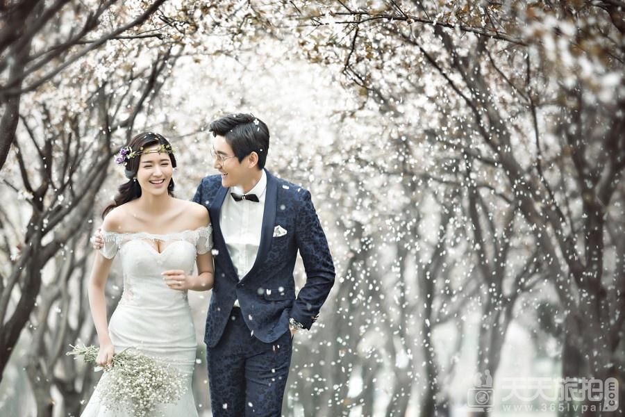 冬天拍婚纱照要准备什么? 冬季拍婚纱照注意事项