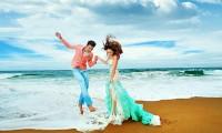 怎么拍海边婚纱照好看 拍海边婚纱照前必看