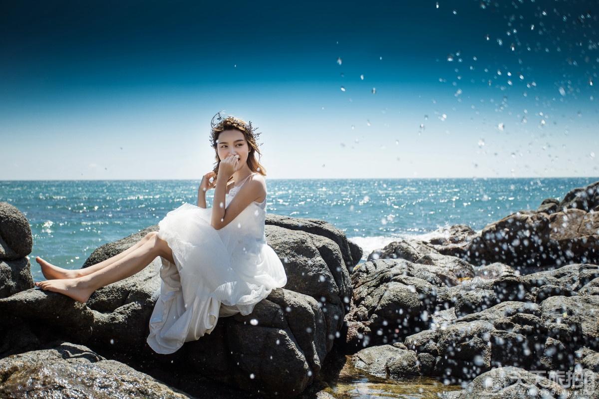 三亚婚纱摄影新人拍摄婚纱照最全攻略
