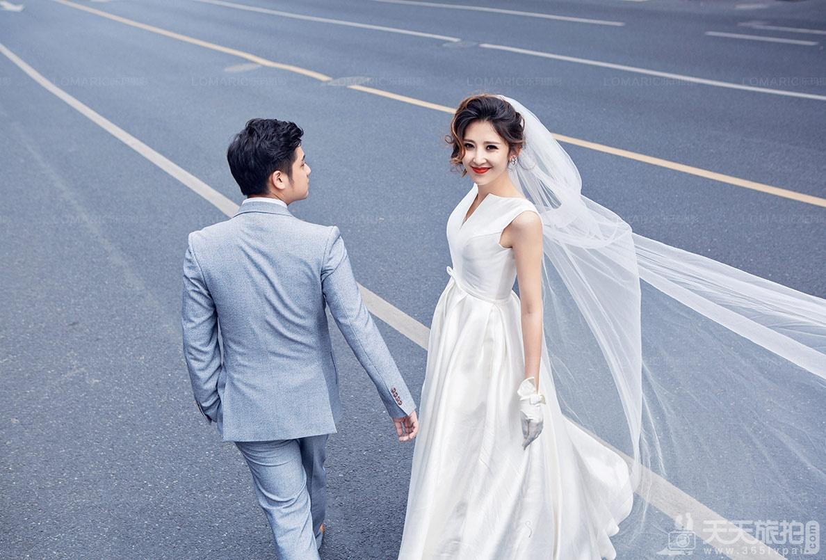 专业摄影师拍婚纱照小技巧 姿势要注意什么