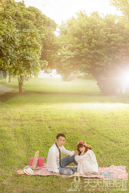 拍下两人的专属甜蜜‧超浪漫约会写真【8】