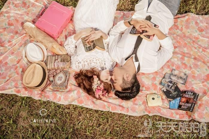 拍下两人的专属甜蜜‧超浪漫约会写真【7】