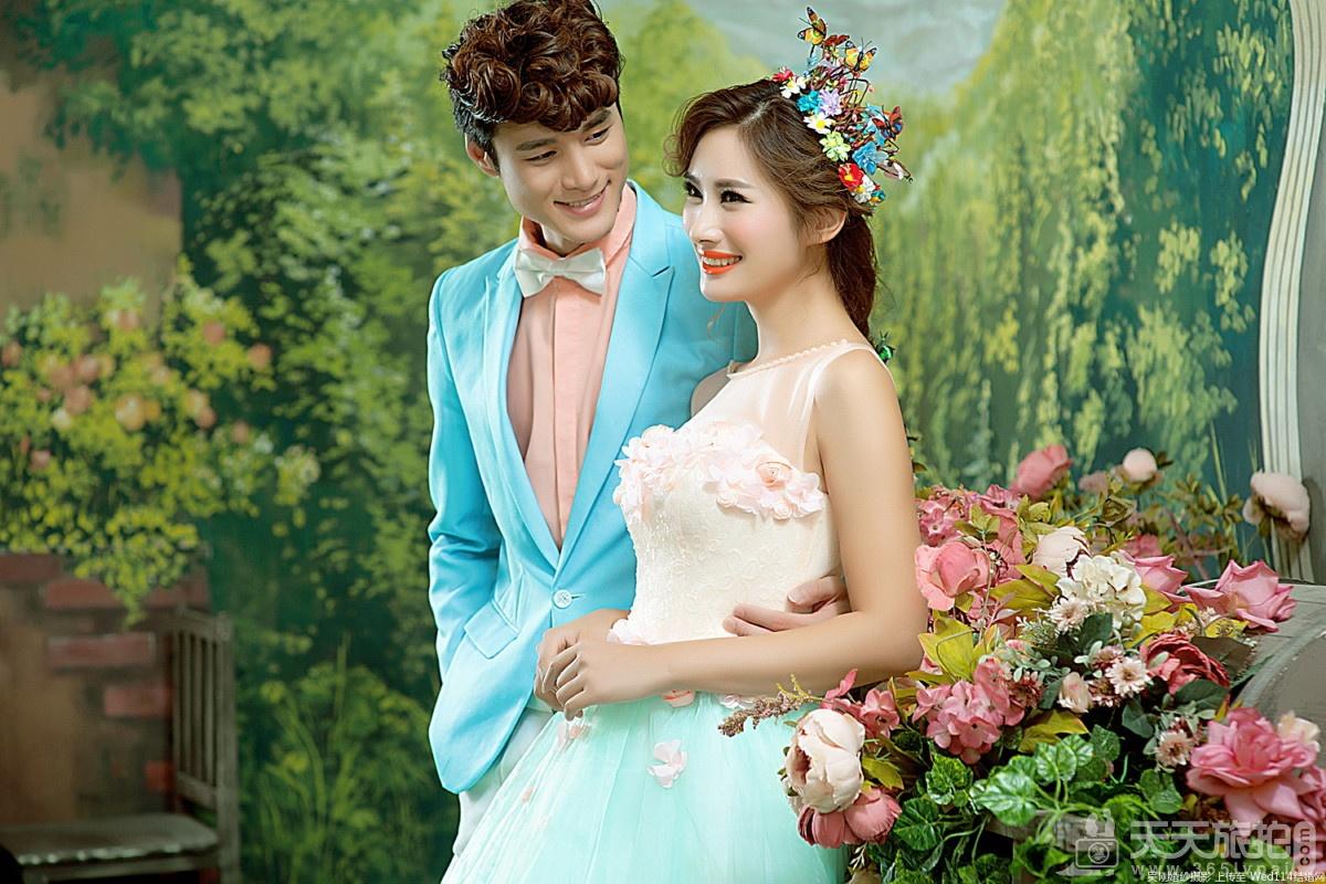 近视新娘如何拍摄完美婚纱照?