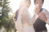 近视眼新娘拍照婚纱照攻略