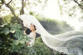 近视新娘也能拍出完美婚纱照