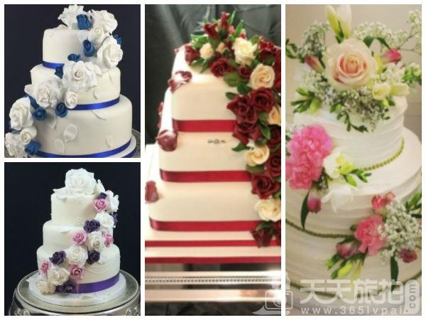 婚礼蛋糕婚宴预订