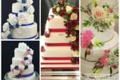 【婚礼蛋糕】扒一扒好看得舍不得吃的婚礼蛋糕长啥样
