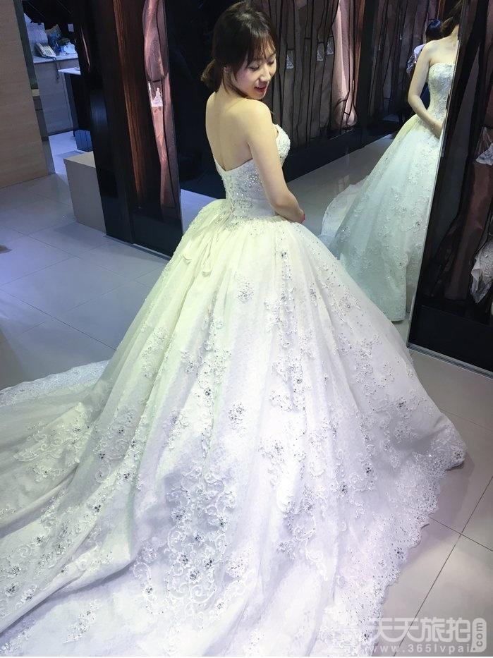 美到极致Bella手工婚纱,每一件都想要打包带回家【26】