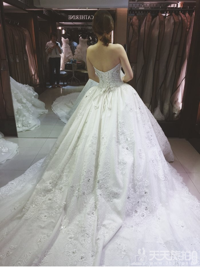 美到极致Bella手工婚纱,每一件都想要打包带回家【27】