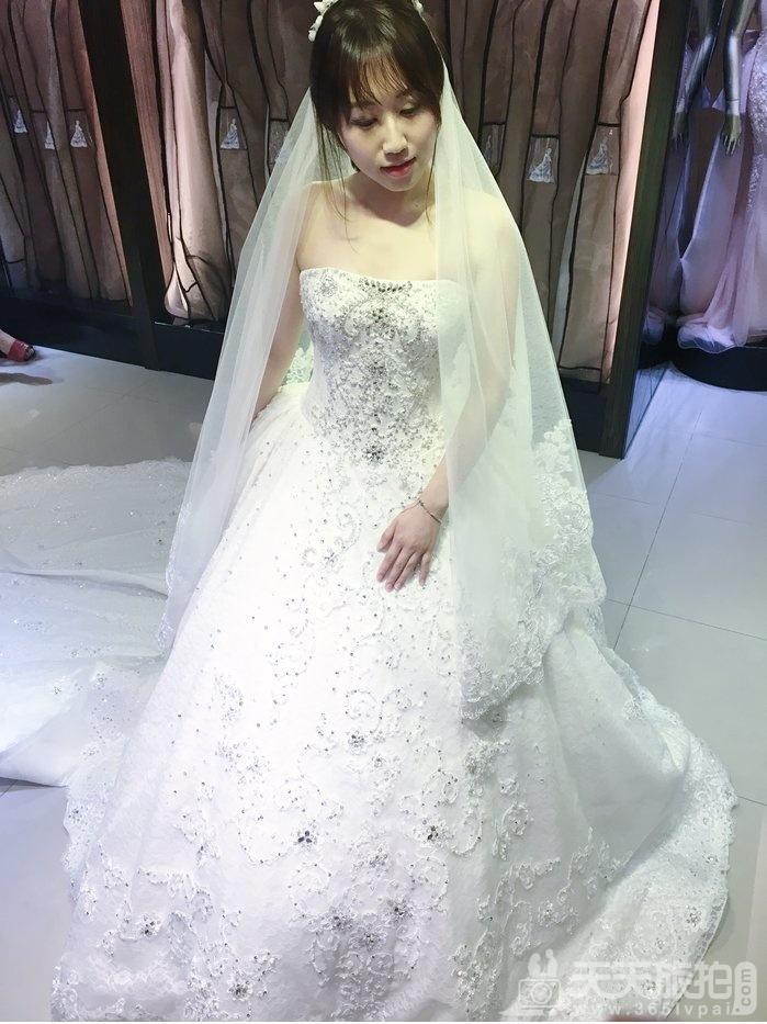 美到极致Bella手工婚纱,每一件都想要打包带回家【28】