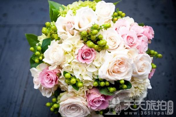 婚礼捧花造型-广州婚纱摄影