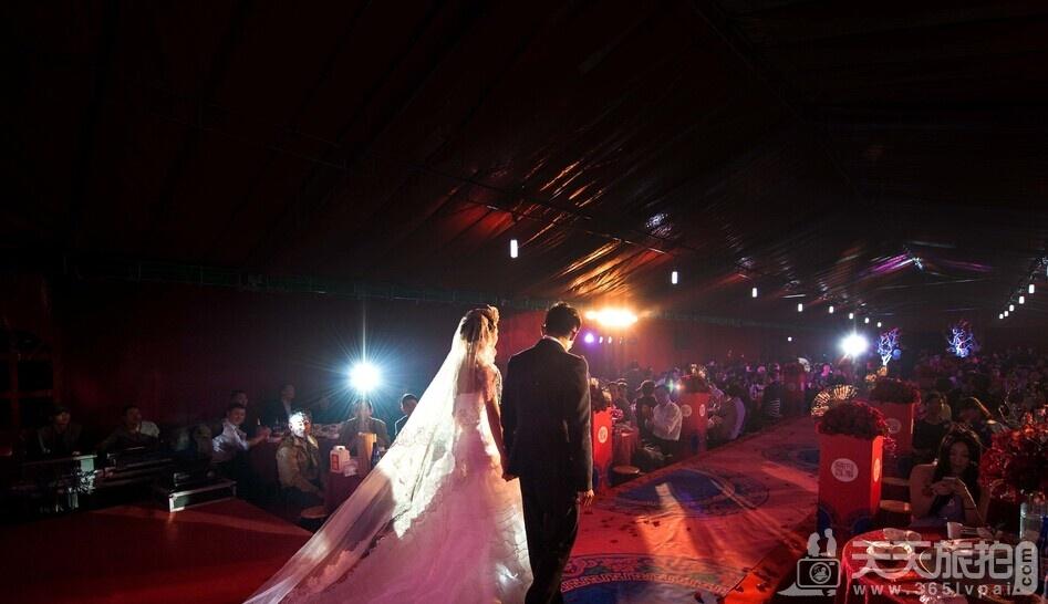 汉式主题婚礼 古典情怀风的婚礼主题