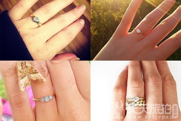 最受欢迎的结婚戒指款式-深圳婚纱摄影