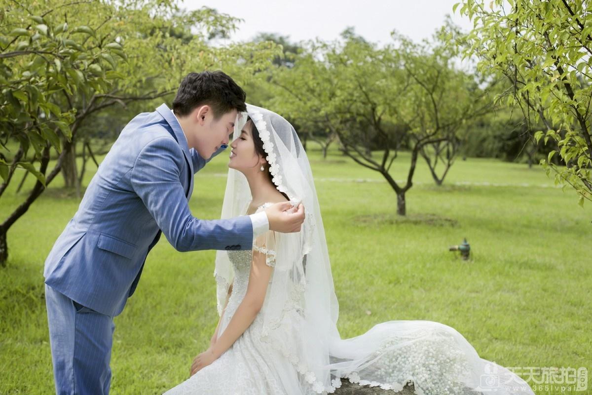 春季拍婚纱照需要注意什么?【1】