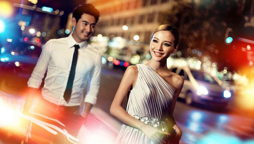 夜景婚纱照拍摄技巧 夜景婚纱照怎么拍好看