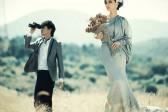 浪漫婚纱照 是80后90后所向往的婚纱摄影