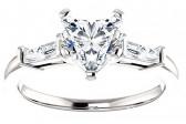 怎么辨别钻石的真假 选婚戒要慎重