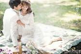 拍摄外景婚纱照需要注意哪些方面?