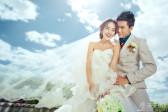 适合春季拍摄的三种风尚婚纱照风格