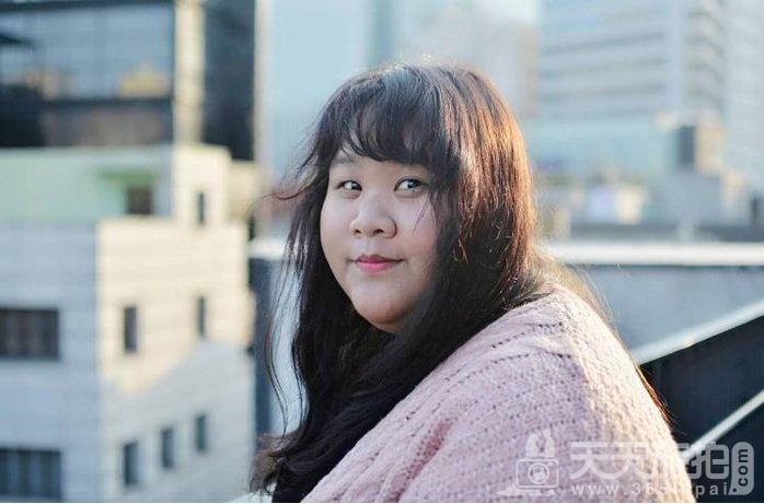 真爱无国界 谁说胖女孩没春天 韩国欧爸用一张图打趴网友脸【1】