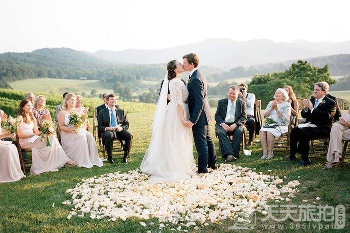 网友票选世界7大结婚胜地 看了你也想去巴黎办婚礼【1】