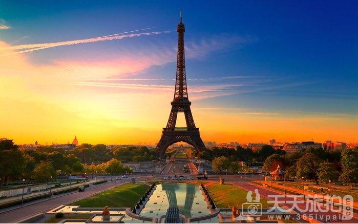 网友票选世界7大结婚胜地 看了你也想去巴黎办婚礼【4】