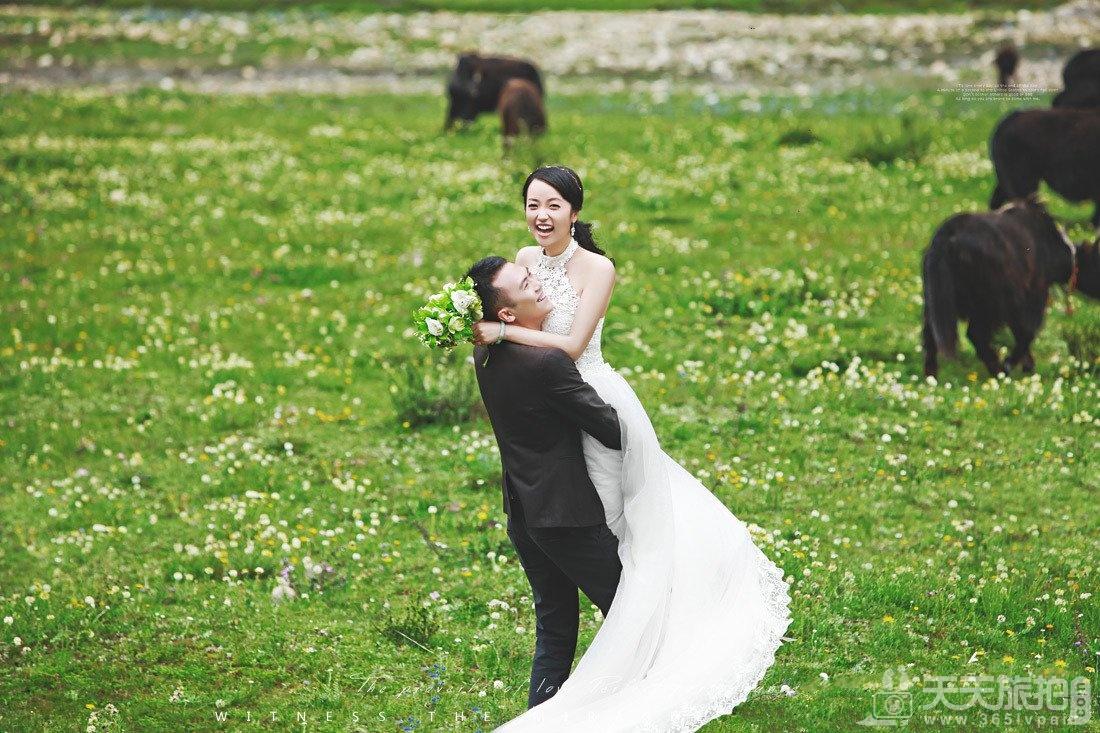 四川婚纱摄影基地有哪些 四川适合拍婚纱的地方
