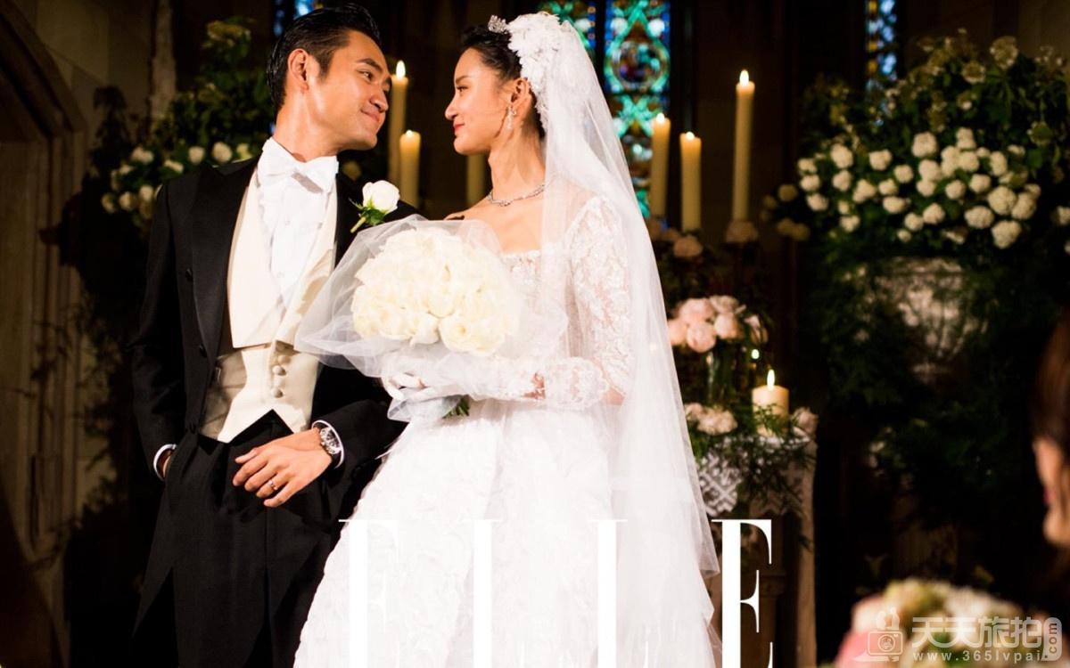 拍婚纱照时新郎有什么需要注意的事项
