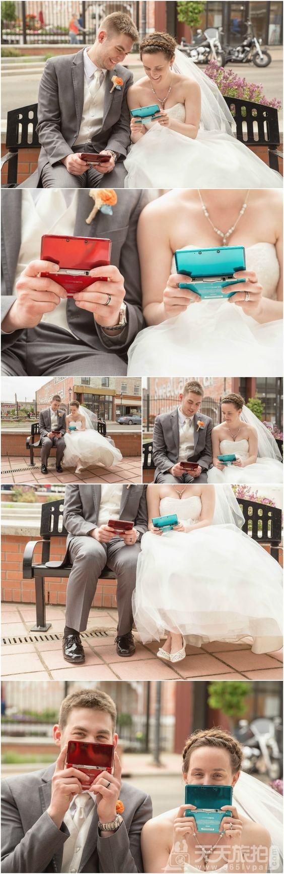 外国人的11种宝可梦婚礼!拍出专属于妳们的婚纱照【1】
