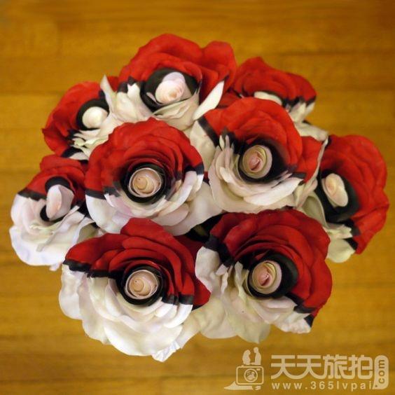 外国人的11种宝可梦婚礼!拍出专属于妳们的婚纱照【7】