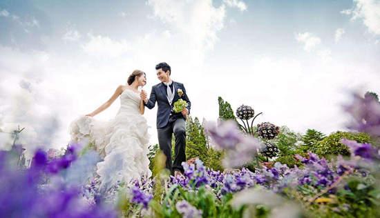 大连哪家婚纱摄影好 大连拍婚纱照的好地方